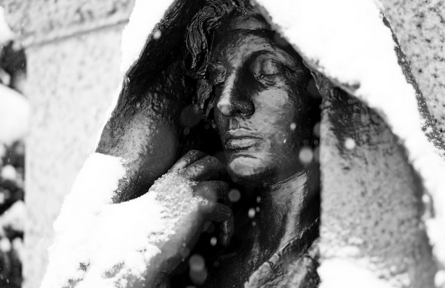 Grief - Photo by: Mike Maguire - Source: Flickr Creative Commons