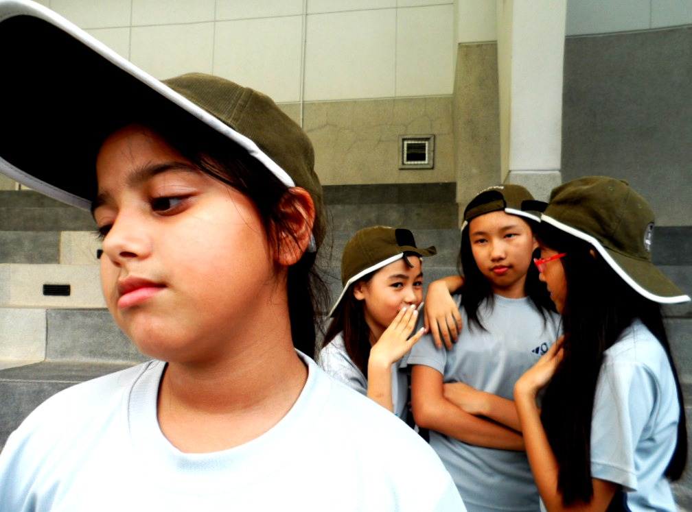 Bullying children - Photo by: Twentyfour Students - Source: Flickr Creative Commons