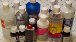 Household chemicals - Photo by: Dennis van Zuijlekom- Source: Flickr Creative Commons