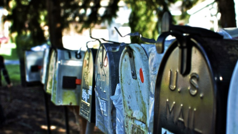 Mailboxes - Photo by: Andrew Taylor - Source: Flickr Creative Commons