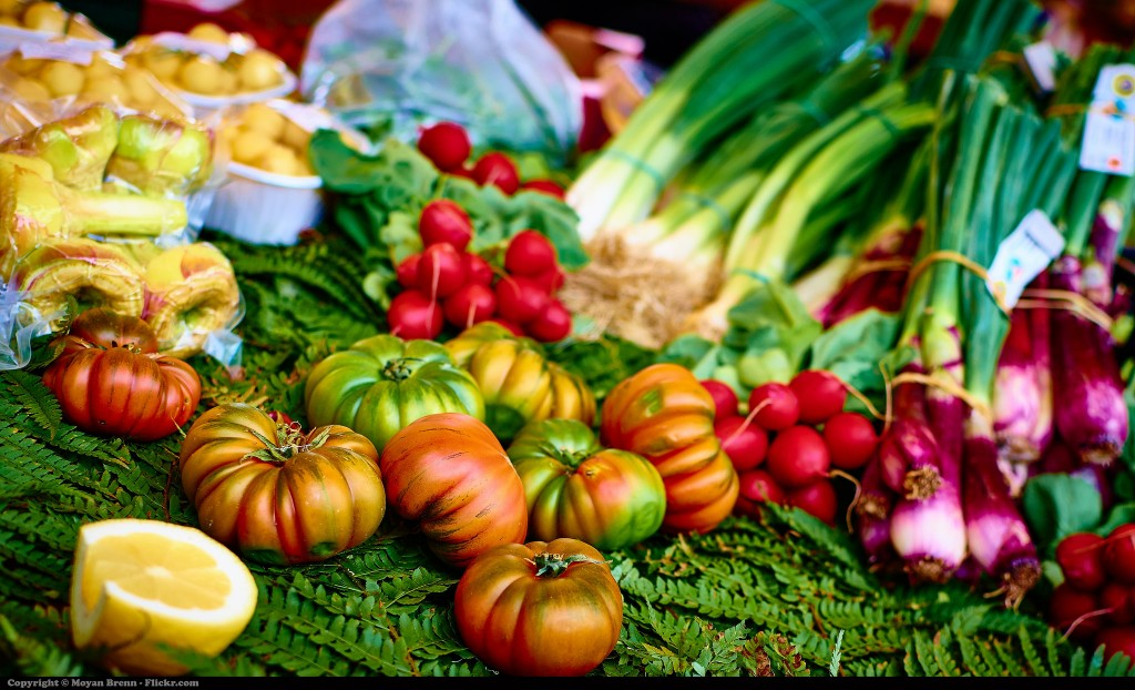 Vegetarian and Vegan Diet - Image Copyrights by: Moyan Brenn - Source: Flickr Creative Commons