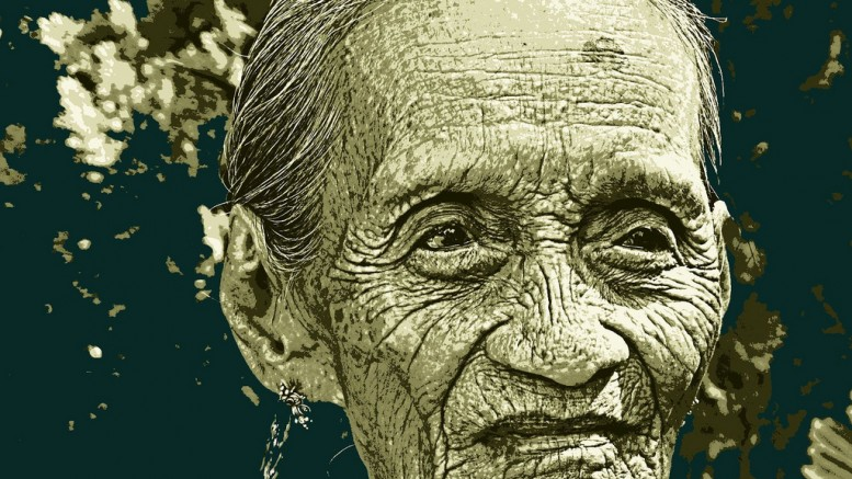 An old woman - Image Copyrights by: Edward Musiak  - Source: Flickr Creative Commons