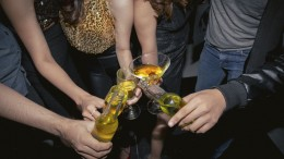 Drinking during adolescence may have detrimental effects on mental and physical health. Source: iStock